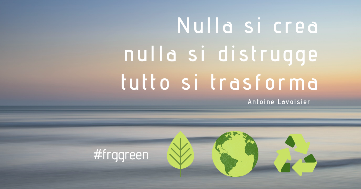 #frggreen #sustainability